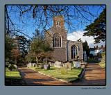 Woodbridge Church Suffolk England 2011