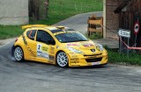 HOTZ Gregoire / RAVASI Pietro Peugeot 207 S2000