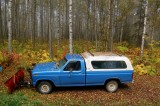 one-owner, low-mileage, my 1980 F-150 with Western plow