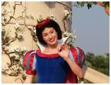 Snow White, really look like the character