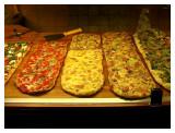 Interesting pizza shape