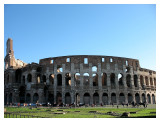 Flavian emphitheatre, the glory of the Roman Empire