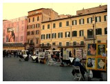 Piazza Navona is the pride of Baroque Rome