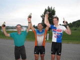 Master Champs Nate Morgenstern, Earl Perretti, & Chris Mooney
