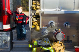 Our Little Firefighter (Take 2)
