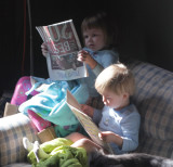 Reading the News