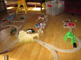 Carden's Train Track