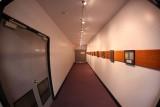 Planetarium corridor