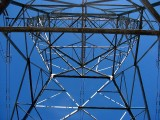 Jellore SF - transmission tower looking up
