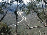 Hume Highway from Mt Alexander - Mittagong