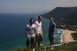 Lawrence Hargrave Lookout, Stanwell tops