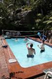 Pool Volley Ball on Christmas Day 3