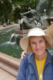 Sue in Hyde Park P1000415.JPG