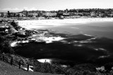 Bondi Beach and the rock platform