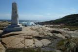 Memorial to Captain Cook and lost seamen