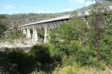 McKillops Bridge - almost the full length of 256m