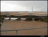 06 Feb Minto flood channel and railway bridge