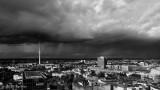 Clouds over Hamburg bw 2012-09