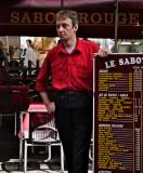 Montmartre - Outdoor Cafe