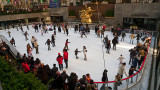 Ice Rink - Rockefeller Center Concourse