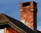 Chimney in sun