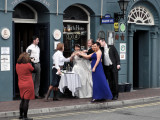 Bride in Kinsale