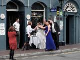 Bride in Kinsale