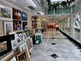 Art gallery, Stephen's Green Shopping Centre