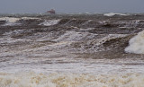 FINGAL, coming into Youghal in rough seas. (1of 4)