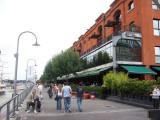 Puerto Madero - former warehouses