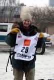 Laura Daugereau's First Iditarod