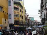 Saigon, la plus grande ville du Vietnam