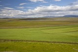 Vista outside Skalholt