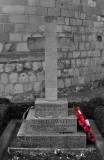 Edith Cavell´s grave