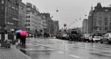 Rainy Copenhagen