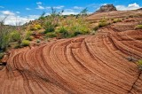 The beauty of sandstone