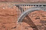Glen Canyon Dam Bridge