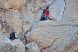 The Rock Climbers