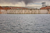 The Dam from Lake Powell