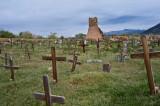 Taos Pueblo Cemetary