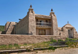 San Jose de Gracia Church, Las Trampas NM