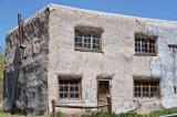 Old adobe building in Las Trampas