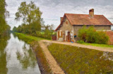 Canal master house