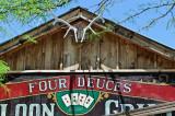 Four Deuces, Tombstone