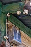 Fairbank ghost town wiring