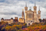 Notre Dame Basilica, Lyon