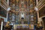 Mission San Xavier del Bac interior