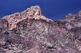 Columnar lava flow