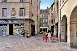 A square in Nancy