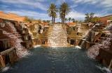 Fountain at Scottsdale Princess